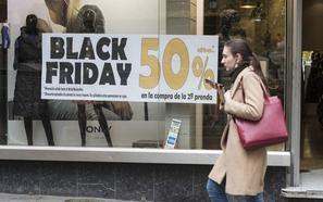 «Desconcierto» en Comercio Jaén por la posibilidad de huelga en el Black Friday