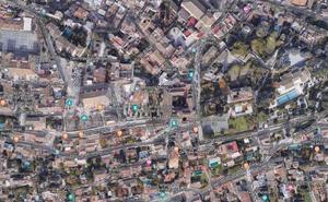 Cortes de tráfico en Granada por las manifestaciones de hoy