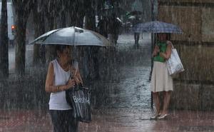 La aemet amplía el aviso rojo por lluvias a Tabernas y Nacimiento