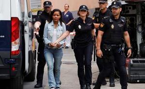 Los investigadores desmontan el relato de Ana Julia Quezada: «Es fría y calculadora»
