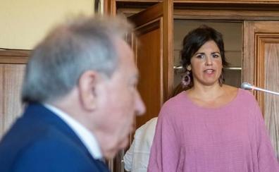 Teresa Rodríguez añade la opción de abuso sexual a su petición contra el empresario que simuló besarla