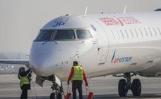 El aeropuerto de Granada-Jaén cerró agosto con un aumento del 15% en pasajeros