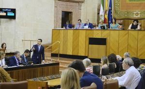 Moreno reclama lealtad institucional al Gobierno y acusa a Sánchez de «desfachatez»