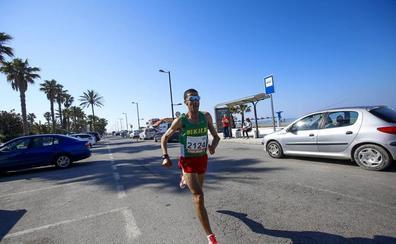 Inhabilitado por dopaje Mounir Elouardi, que enseñaba atletismo en Padul