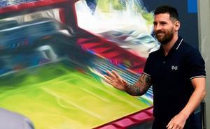 Messi: «No sé si el Barça hizo todo lo posible para el regreso de Neymar»