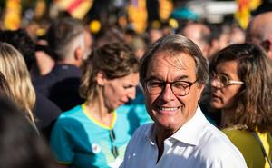 Mas desafía a Puigdemont al sugerir un líder alternativo en JxCat
