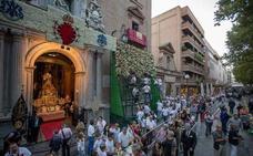 Guía de actos y horarios para celebrar el Día de la Virgen de las Angustias este domingo