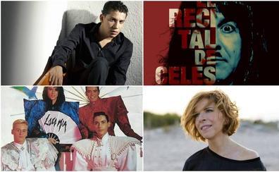 Rock, copla, teatro y mucho más: completa guía cultural para el fin de semana en Granada