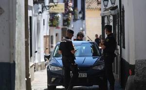 La Policía Nacional ha intensificado su actividad durante el verano para garantizar la seguridad en el Albaicín