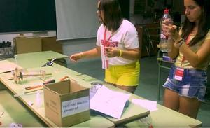 Arranca en la Escuela de Caminos de Granada el primer campus sobre energía renovables para chicas