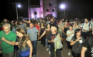 Cancelan la Ruta Nocturna Minas de Luna llena de Linares prevista para el día 13 por la lluvia