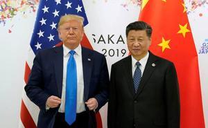 China y EE UU alientan una tregua comercial al retrasar sus aranceles