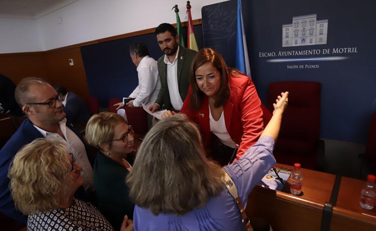 María José Sánchez, nueva presidenta de la Mancomunidad de la Costa Tropical