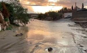 Pulpí y Serón reciben más de 150 litros por metro cuadrado
