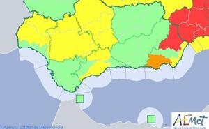 La Junta suspende el colegio en la capital de Almería y ocho pueblos más por el temporal