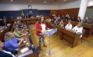 María José Sánchez ya es la primera mujer en presidir la Mancomunidad de la Costa