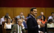 Moreno reclama lealtad al Gobierno y acusa a Sánchez de «desfachatez»