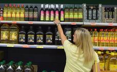 Más aceite de oliva jienense en el Mercadona