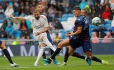 El Madrid pasa del éxtasis a la agonía