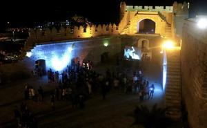 'Nuba', el festival de música electrónica, vuelve a la Alcazaba y el Arqueológico