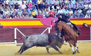 Los toros de Cebada Gago toman el protagonismo en Villacarrillo