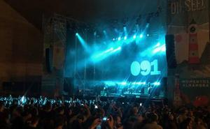 091 estrena 'Vengo a terminar lo que empecé' en Málaga