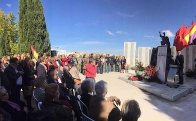 El PSOE apoya que las víctimas del franquismo tengan homenajes de Estado