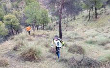 Benalúa acoge el Campeonato de Andalucía de larga distancia y sprint y la Liga Española de Trail-O