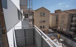 Las nuevas viviendas de Santa Adela se entregan a comienzos de octubre