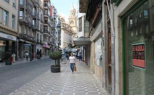El 'corazón' de Jaén se vende o se alquila