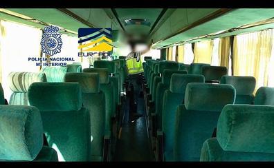 Cae una red criminal que traficaba con personas desde el puerto de Almería