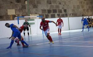 El Sima Peligros cae ante un rival que muestra más eficacia