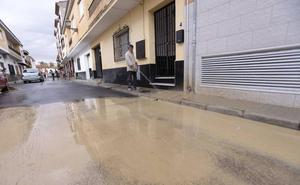La Diputación trabaja en una veintena de carreteras provinciales afectadas por la tormenta