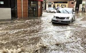 Abundantes lluvias sin grandes daños en el noroeste provincial
