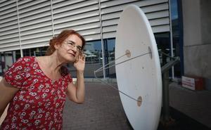 Lourdes Verdes-Montenegro: «Granada es ciudad de la ciencia, lo que falta es saberlo»