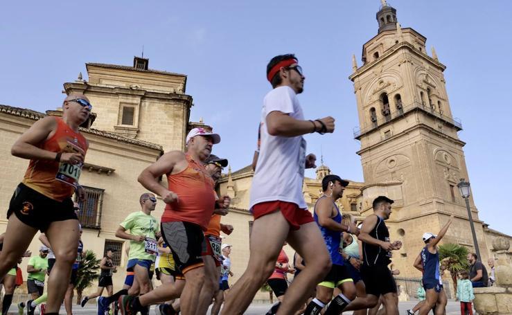 Media Maratón del Melocotón de Guadix
