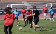 Fútbol para la inclusión en el Zaidín