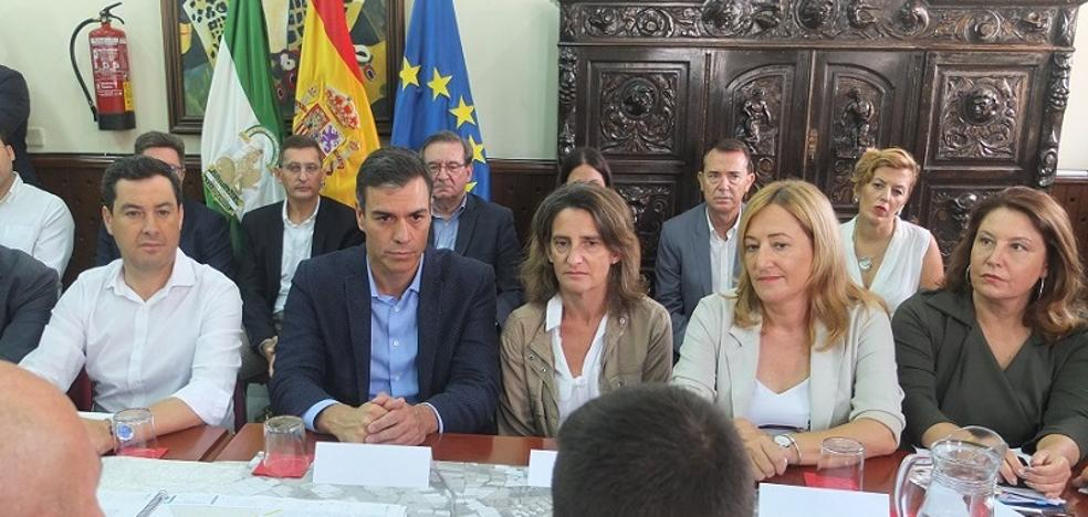 «No vamos a escatimar en recursos»
