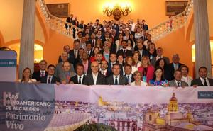 El alcalde apuesta en un foro en Sevilla por el turismo y el patrimonio jienenses