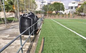 El PP exige la terminación del campo de fútbol de Las Fuentezuelas