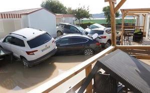 La Junta cifra en 2.000 las hectáreas afectadas por el temporal en la provincia de Almería