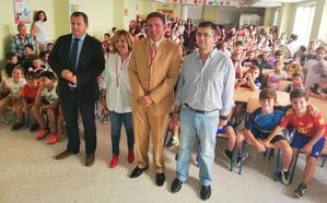 El 'Juego de la serpiente' llega al centro de Jaén