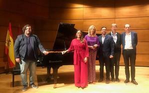 Granada se convertirá este viernes en «la capital mundial del piano»