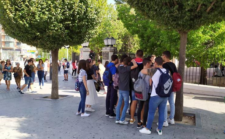 El inicio del curso en Jaén en imágenes