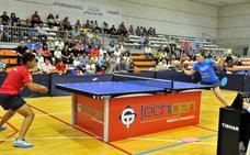 Brillante papel del Tecnigen Linares en la fase de grupos de la liga europea de tenis de mesa
