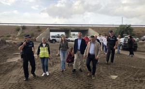 Almería capital y Huércal-Overa abren oficinas de asesoramiento por el temporal