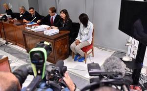 La defensa de Ana Julia Quezada tacha de «radicales» las discrepancias entre Fiscalía y acusación