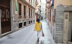 Un sujeto viola y propina una paliza a una mujer extranjera en el Centro de Granada