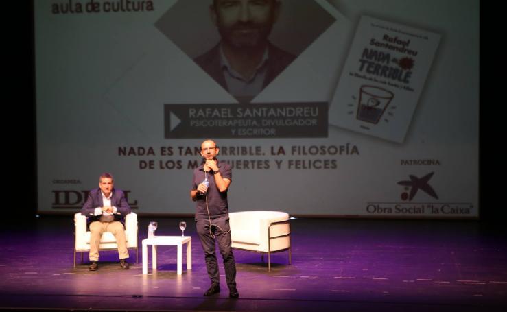 Así ha sido el evento protagonizado por Rafael Santandreu en Jaén