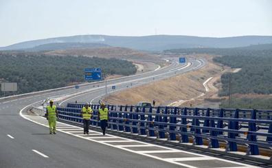 El tramo de la autovía A-32 entre Úbeda y Torreperogil está al 90%